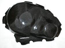 SUZUKI GSXR1000 K9 - L5 CARBON KUPPLUNGSDECKEL MOTORDECKEL ENGINE COVER CARBONE