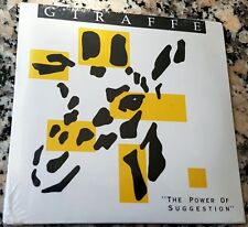 GIRAFFE Power Of Suggestion 1987 2012 RARE Limited CD Kevin Gilbert Toy Matinee