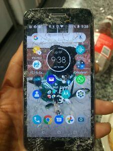 Motorola Moto G5 Plus - 32GB - Gray (Unlocked) Smartphone for parts