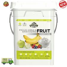 Au.ga.son F.a.r.ms Fruit Variety Pail Long-term Food 4 Gallon Pail Freeshipping