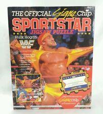 Signa Chip Sportsstar Vintage WWF HULK HOGAN Puzzle 250 PCS NEW RARE