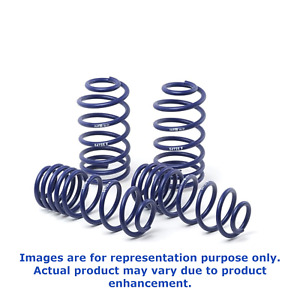 H&R For 2011-2014 Ford Mustang Super Sport Rear Lowering Coil Springs 51690-77