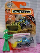 Tracteurs miniatures Matchbox 1:64