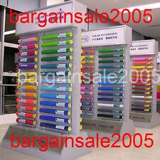 9 x OUTDOOR VINYL ROLL Vinyl Cutter Plotter choose colour 9 x 61cm x 10 m