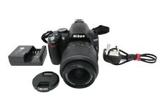Nikon D3000 DSLR Camera 10.2MP with 18-55mm, Shutter Count 5720, Very Good Cond.