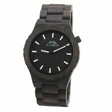 Amexi handmade Wooden Watch For Men With Nature Black Sandalwood