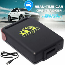 Genuine GPS Tracker Magnetic Car Vehicle Personal Drone Tracking Device TK102 UK