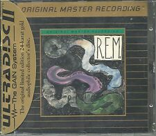 R.E.M Reckoning MFSL ORO CD NUOVO OVP SEALED udcd 677 uii con J-CARD
