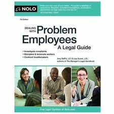 Dealing With Problem Employees: How to Manage Performance & Personal Issues in