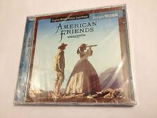 AMERICAN FRIENDS (Georges Delerue) OOP Ltd Score Soundtrack OST CD NEW & SEALED!