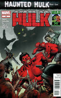 Hulk #50 NM Haunted Hulk (2008) Marvel Comics **17