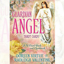 Guardian Angel Tarot Cards A 78-Card Deck and Guidebook Doreen Virtue [Cards]NEW
