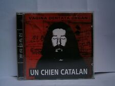Un Chien Catalan by Vagina Dentata Organ CD (1994) LTD -Throbbing Gristle, PTV