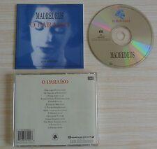 CD ALBUM O PARAISO MADREDEUS 14 TITRES