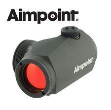 Aimpoint Leuchtpunktvisier Micro H-1 inkl. Blaser Montage 2 MOA Absehen - 200090