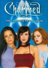 Charmed Complete Fifth Season 0097360706949 With Greg Vaughan DVD Region 1