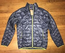 Patagonia Micro Puff Jacket Men's Small Dolomite Blue Brand New NWT