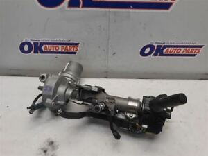 13-16 SCION FRS FR-S OEM STEERING COLUMN ASSEMBLY CONVENTIONAL IGNITION