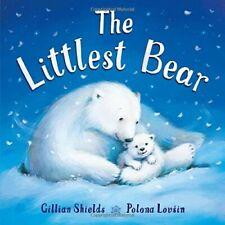 Good, The Littlest Bear, Gillian Shields, Book