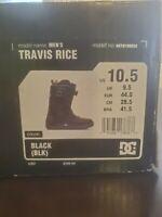 Travis rice boots. 10.5 US