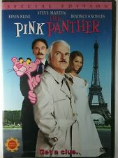 The Pink Panther DVD, 2006 Steve Martin Region 1 Kevin Klein Special Edition