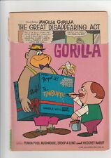 Magilla Gorilla  no logo #6 1965 Gold Key Comic