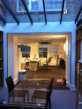 More details for 10mm used glass partition -size = 2105mm (h) x  2720mm (w)