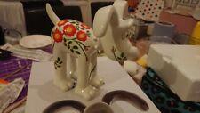 More details for gromit unleashed dog rose figurine,  free delivery!