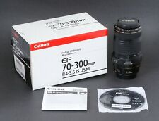 Canon EF 70-300mm f/4-5.6 AF IS USM Lens, Tested and Sharp, Clean, Free Ship US