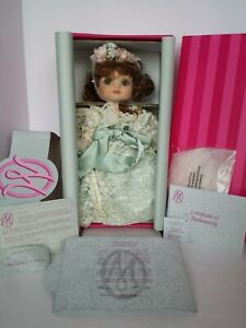 NEW RARE AND NRFB COA #488 ADORA ANGELIQUE MARIE OSMOND VINYL DOLL WITH STAND
