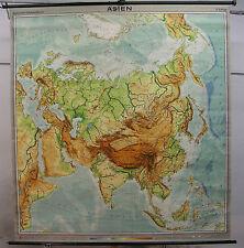Scheda crocifissi Muro Carta schulkarte Asia Asia Cina 6m 1956 Roll carta 205x219cm