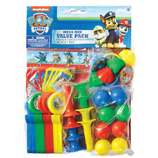 Paw Patrol Mega Mix Value Favor Pack 48pcs Party Supplies Toys Gift Filler Loot