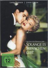 DVD SOLANGE ES MENSCHEN GIBT # Lana Turner ++NEU