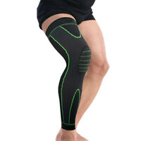 2* Compression Knee Sleeve Brace Patella Support Stabilizer Sports Gym Joint Hot