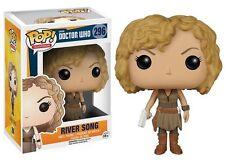 """Doctor Who fiume canzone 3.75 """"POP VINYL FIGURE FUNKO 296 NUOVO di zecca"""