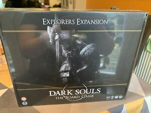 DARK SOULS The Board Game EXPLORERS EXPANSION - NEW AND SEALED