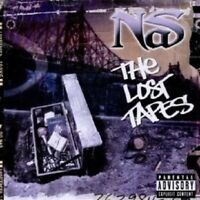 "NAS ""THE LOST TAPES"" CD ---------- 11 TITEL --------- NEUWARE"
