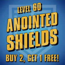 PS4 Borderlands 3 Anointed [SHIELD] Buy 2 Get 1 Free! [LEVEL 60] BL3
