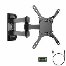 """UNIPRO Articulating Wall Mount for 23-42"""" Flat Screens w/ HDMI Cable & Level"""