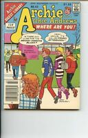 Archie...Archie Andrews Where are you 1977 series Digest # 43 very fine digest