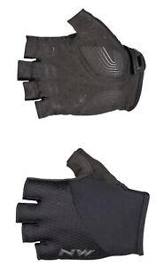 Northwave Fast Bicycle Cycle Bike Short Finger Gloves Black
