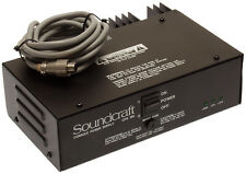 Soundcraft CPS150 Broadcast Console Mixer Power Supply PSU +/- 17V & 48V CPS-150