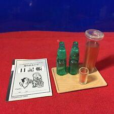 Megahouse Dollhouse Miniature Summer Soft Drinks 2003