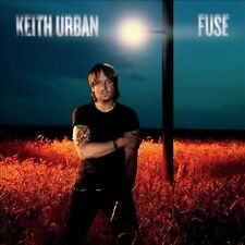 KEITH URBAN Fuse CD BRAND NEW