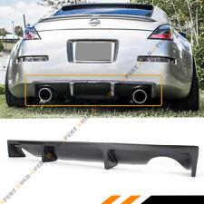 For 2003-2007 Nissan 350Z JDM NS Style Carbon Fiber Rear Bumper Diffuser Valance