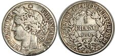 1 FRANC CERES 1849 A PARIS   F.211