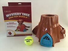 Interactive Dog Toy Tennis Ball Hide and Seek Game for Dogs Pets -