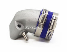 Aluminum Intake Manifold Boot for Gy6 150cc Engine Scooter ATV Go Kart 30mm