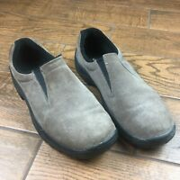 Rugged Exposure Astoria II MENS 11 Slip On Moc Suede Shoes