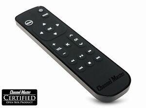Channel Master Simple Remote Compatible with Apple TV 4K Replacement Controller
